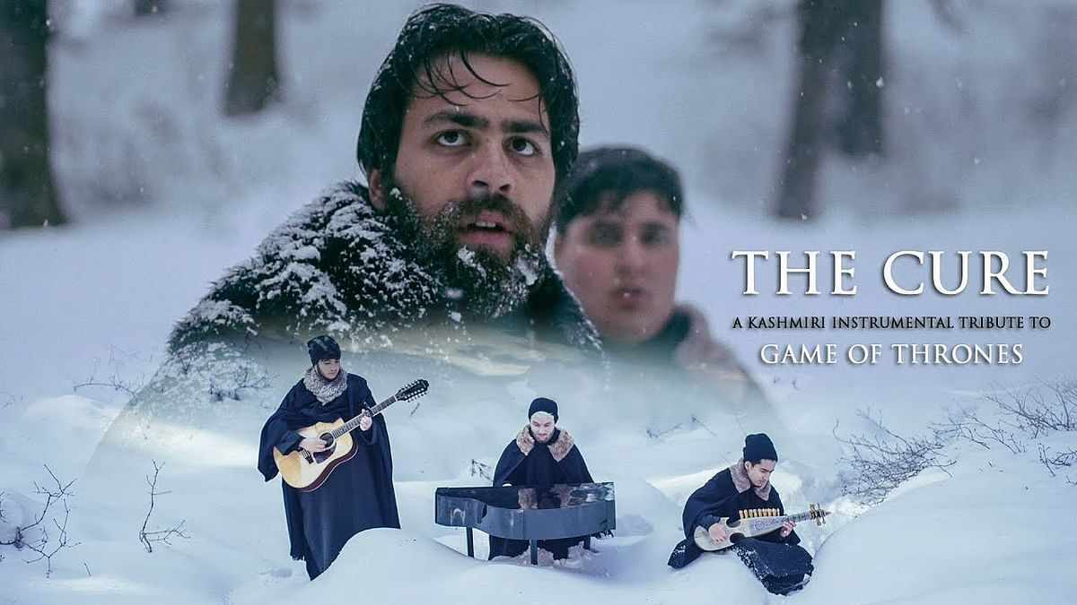 A Kashmiri Ode to Game of Thrones Featured in Official Fan Anthem