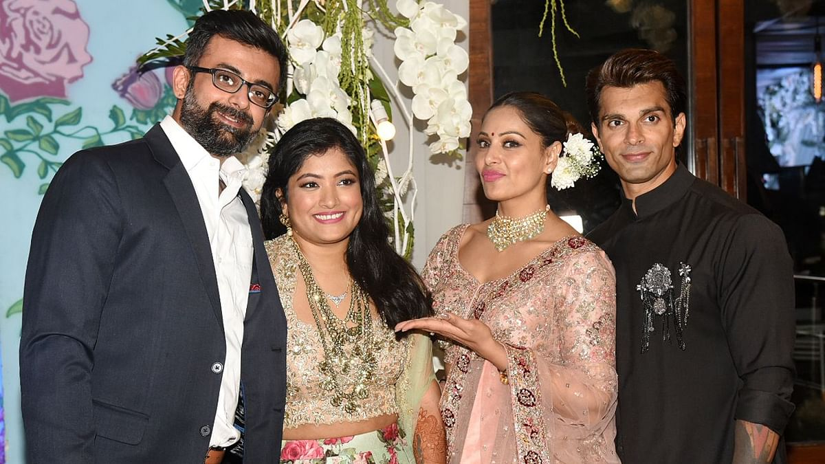 Pics: Bipasha Basu's Sister Vijayeta Makes a Lovely Bengali Bride