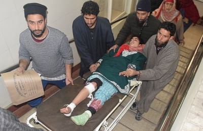 Pulwama: One of the 28 students who were injured in a mysterious explosion inside a tuition centre in Jammu and Kashmir