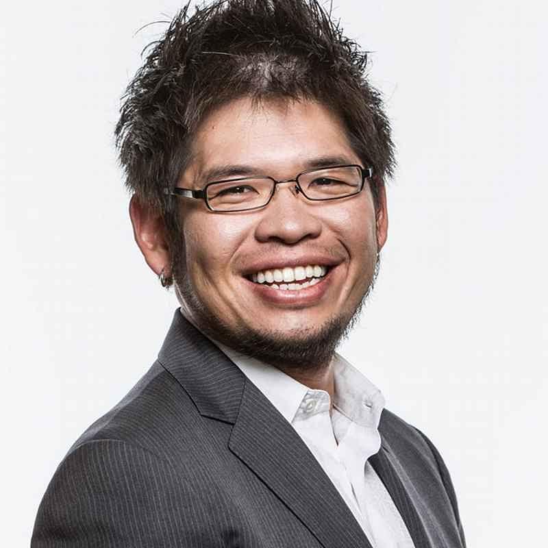 Steve Chen in 2018.