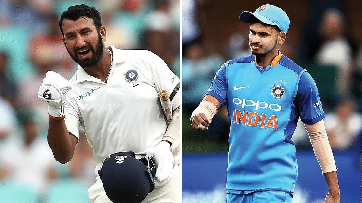 Stats: Shreyas Iyer, Cheteshwar Pujara Smash Record T20 Centuries