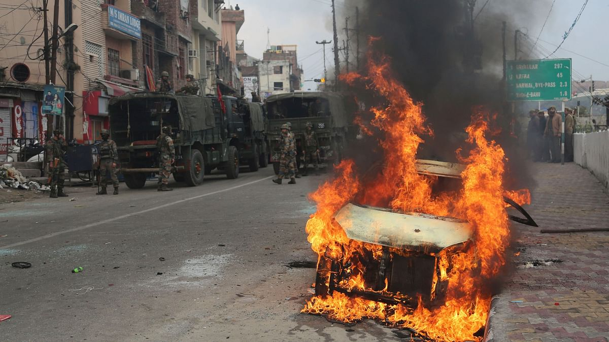 Was a Software App Used by JeM Terrorists For Pulwama Attack?