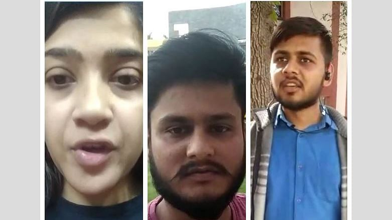Students Across India Stand With Kashmiris After Pulwama Attack