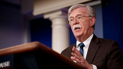 'Pak Assured US It'll Deal Firmly With All Terrorists': NSA Bolton