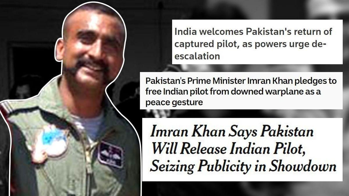 Defusing Crisis: Foreign Media On IAF Pilot's Return Announcement