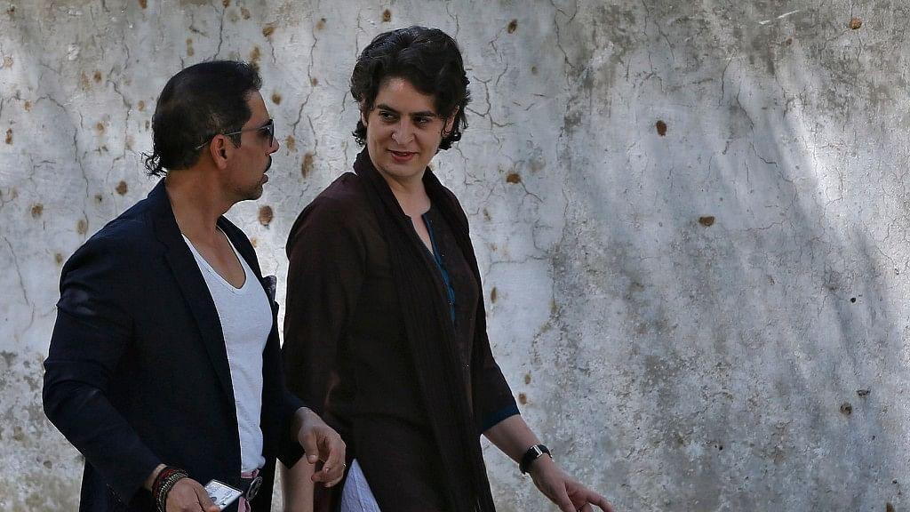 Robert Vadra Hails Wife Priyanka For Her Maiden Roadshow