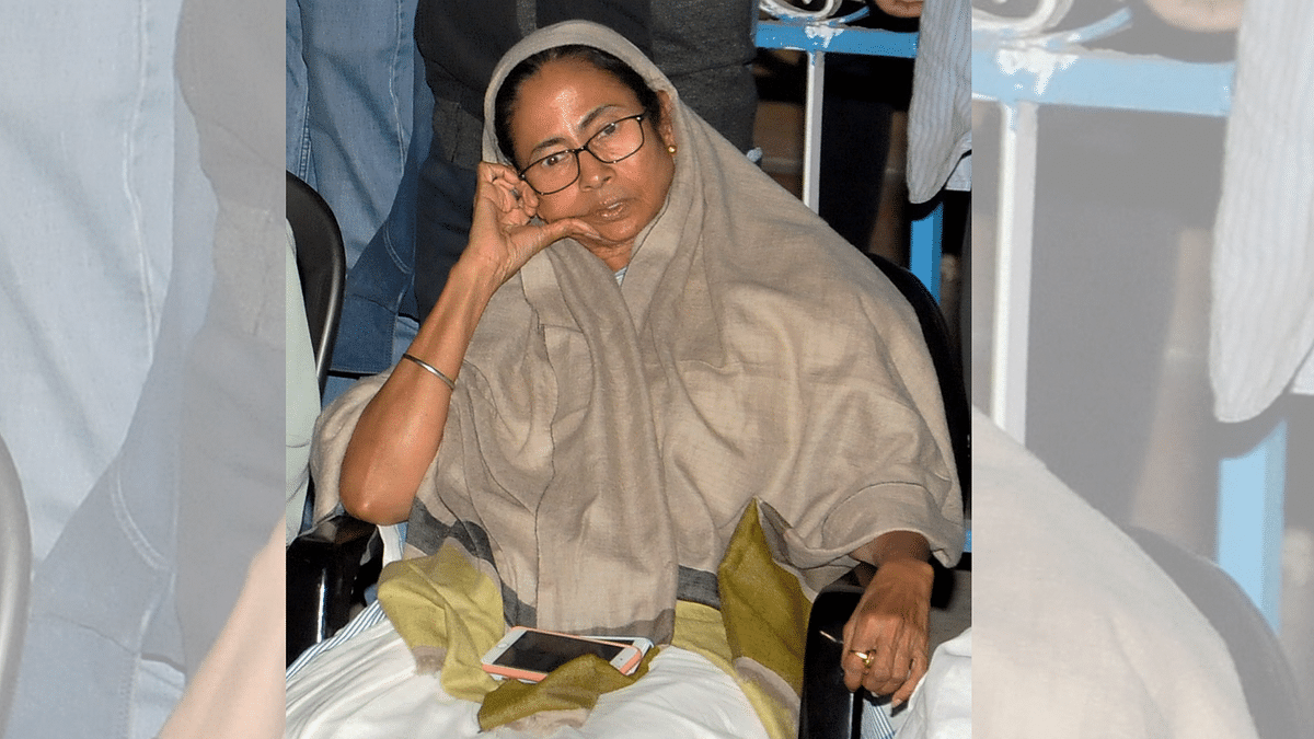 BJP Seeks Police Permission For Sit-In at Mamata's Dharna Spot
