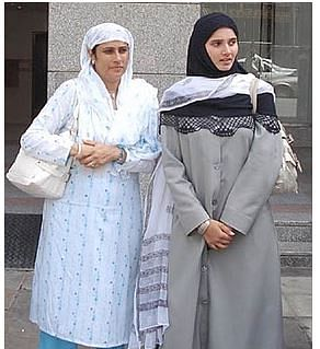 That Image of Sania Mirza Wearing a Hijab is NOT From Pakistan!