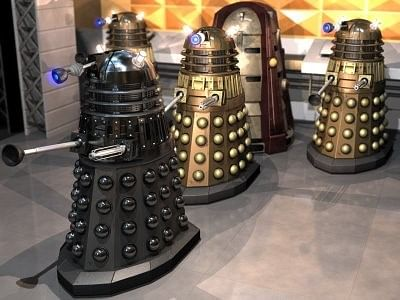 The Daleks | Doctor Who