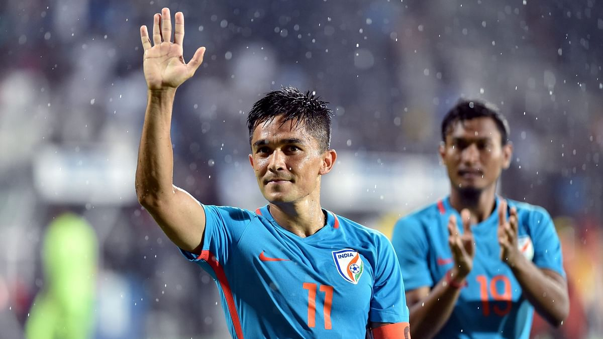 India have been held to a 1-1 draw by Afghanistan in their FIFA World Cup Qualifier match on Thursday.