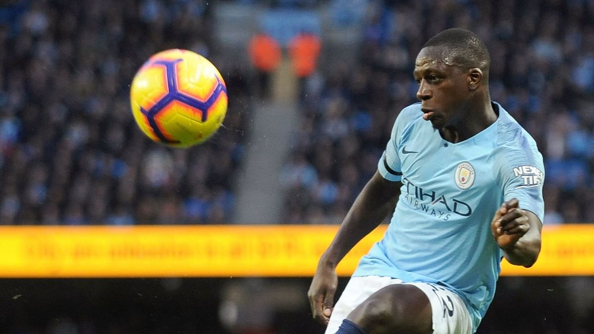 Benjamin Mendy has created confusion over his whereabouts