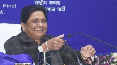 Mayawati gets active on Twitter