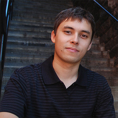 Jawed Karim in August 2008.