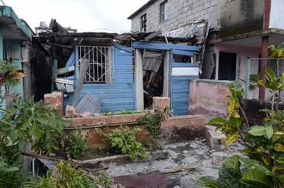 Nearly 10,000 Havana residents displaced by tornado