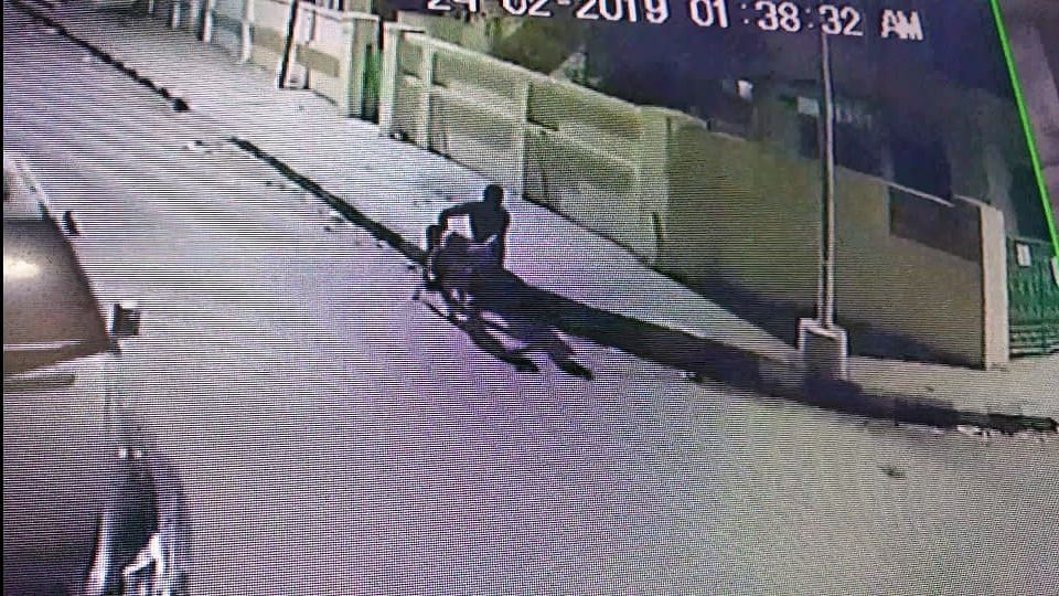 A 22-year-old man was seen sexually abusing a stray dog in Chennai.