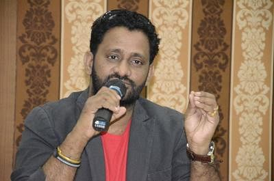Oscar winning sound designer Resul Pookutty.