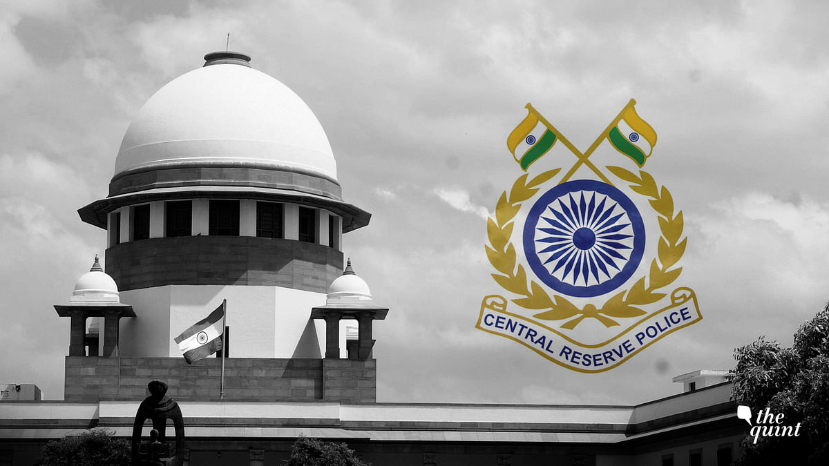 Before Pulwama, Centre Had Opposed Salary Hikes to CRPF in SC