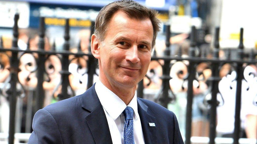 File image of British Foreign Secretary Jeremy Hunt.