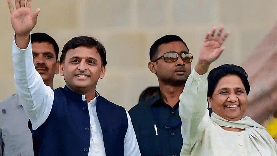 'Even If We Have To Vote BJP': Mayawati Vows Revenge Against SP