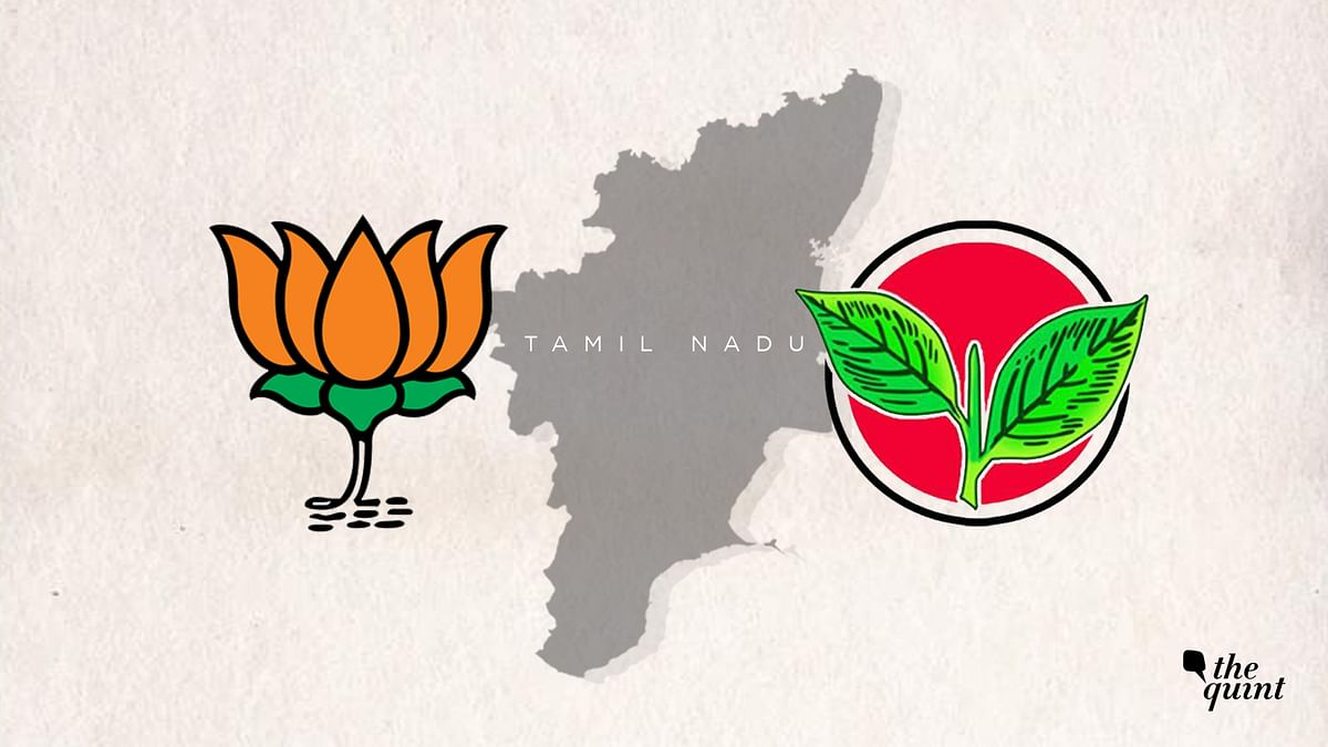 AIADMK Offers BJP 15 Seats in TN as Seat Sharing Talks Begin