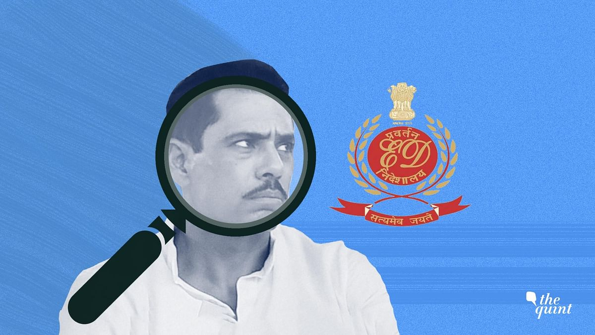 ED Summons Robert Vadra: Attempt to Ruin Opposition's Credibility?