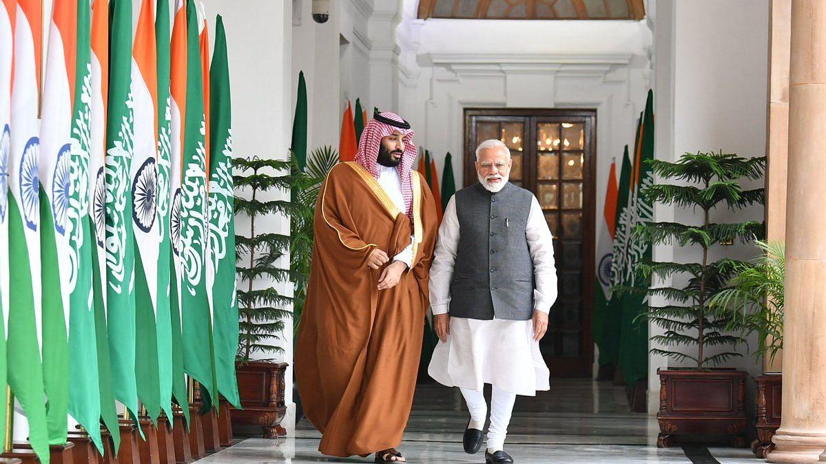 'Terrorism a Common Concern': Saudi Crown Prince on India Visit