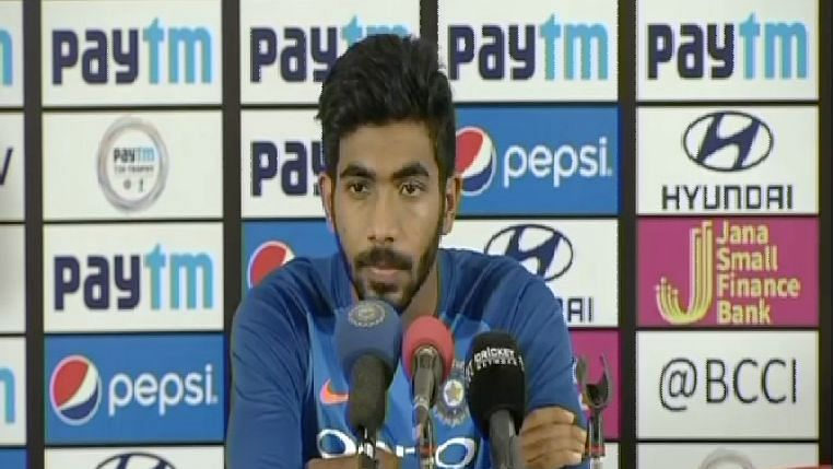 Bumrah Defends Umesh Yadav After India's T20I Loss to Australia