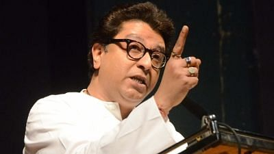 Maharashtra Navnirman Sena (MNS) chief Raj Thackeray. (File Photo: IANS)