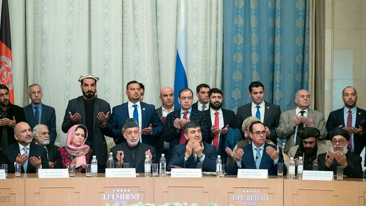 Talks With Afghan Politicians in Moscow 'Very Successful': Taliban