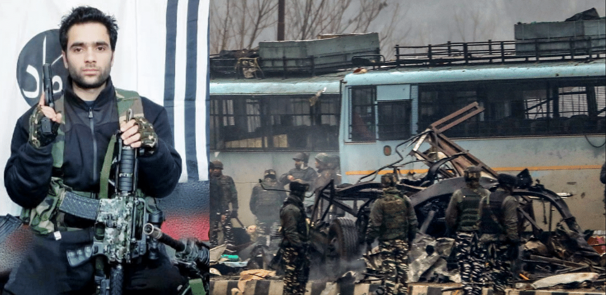 Adil Ahmad Dar is a 22-year-old, who lived just 10 kilometres away from spot of the Pulwama attack.