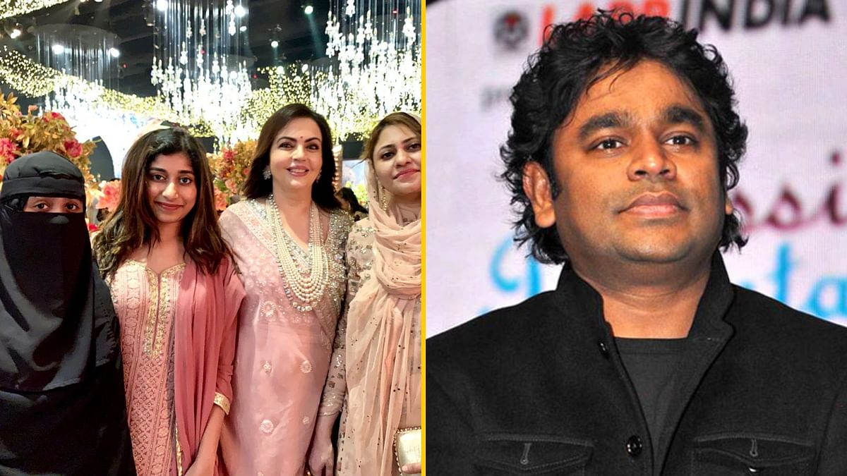 It's Her Choice: AR Rahman on His Daughter Wearing the Veil