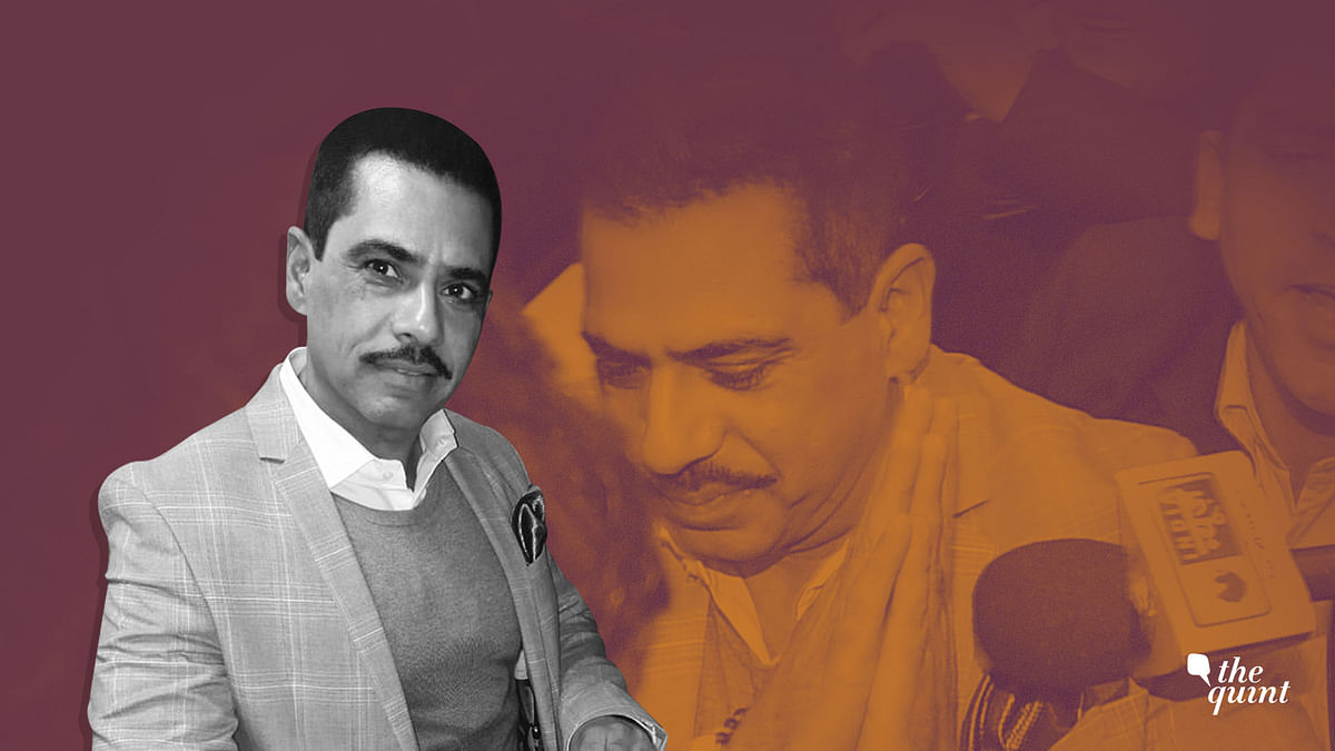 ED Asks Foreign Agencies About UK Assets Linked to Robert Vadra
