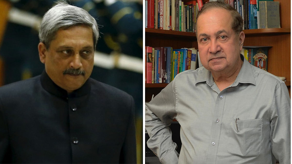 Parrikar 'Played it Safe,' Delayed Reply to Rafale Note: N Ram