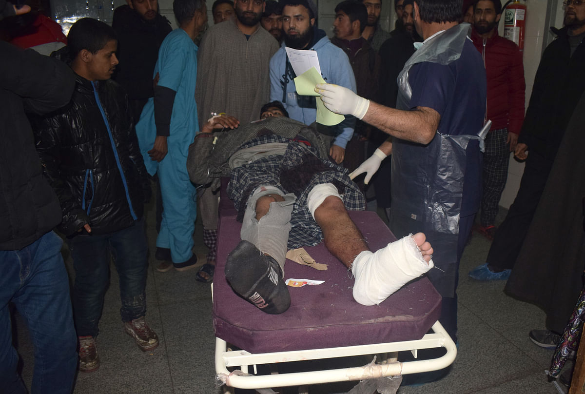 As per the ANI report, 12 students are said to be in a stable condition.