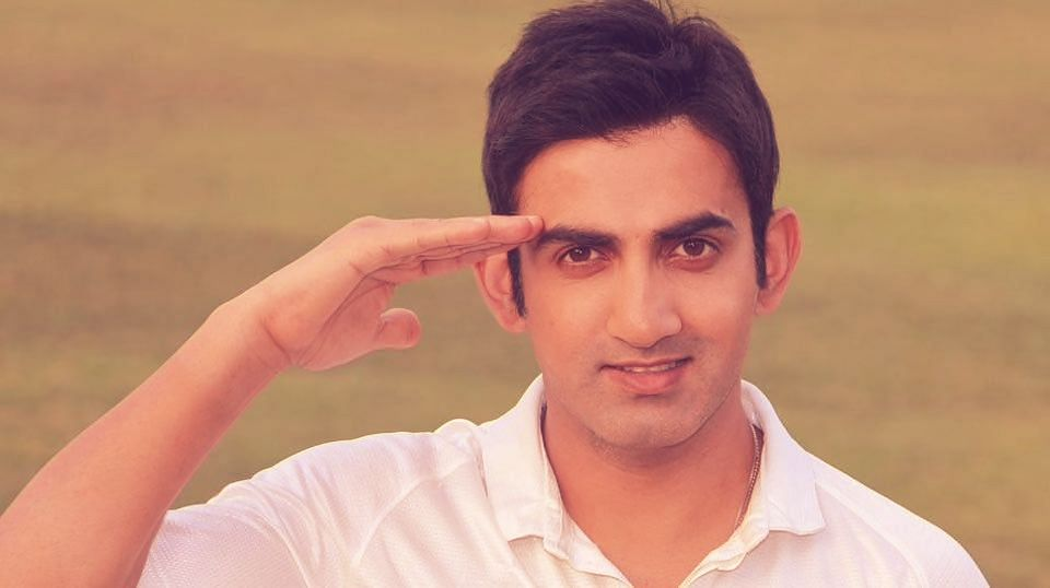 2011 World Cup winner Gautam Gambhir maintains being unable to join the Indian Army is his biggest regret in life.
