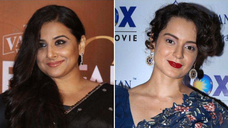 Vidya Balan heaps praises on the Kangana Ranaut film.