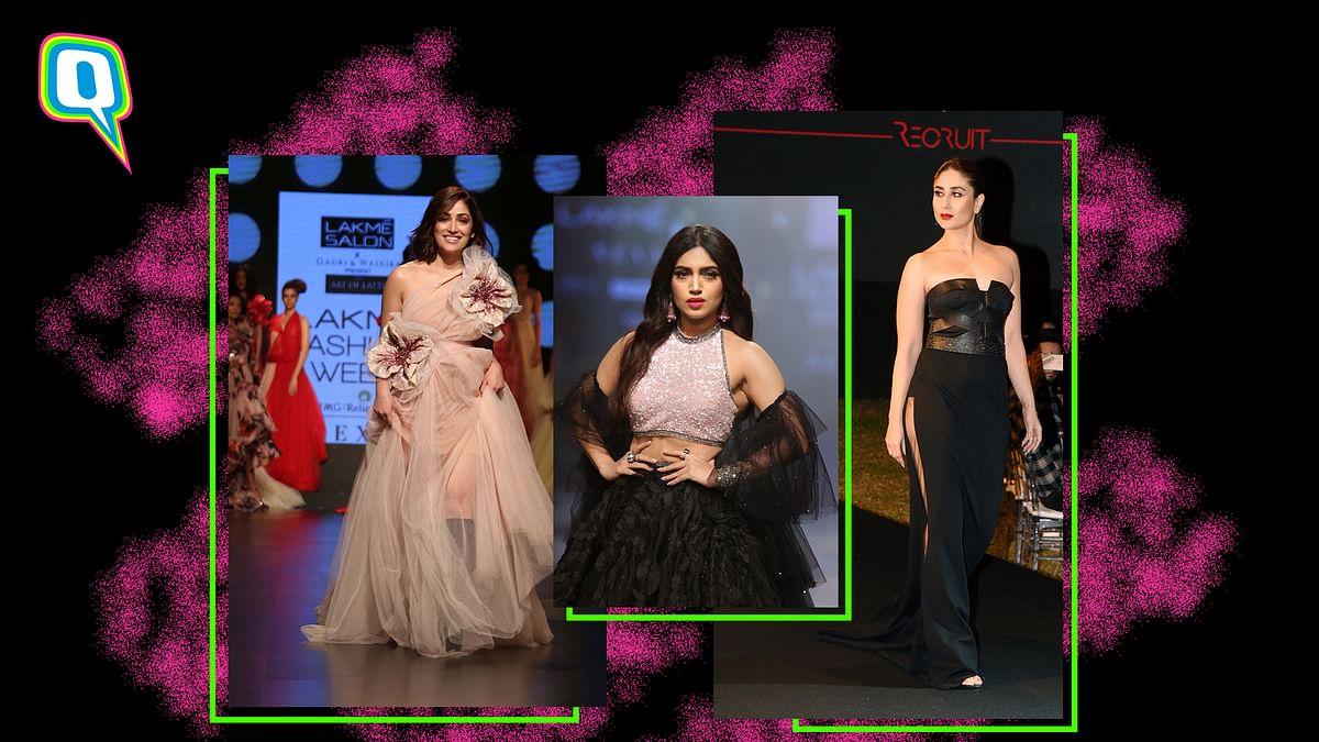 Kareena, Yami & Bhumi Share Style Inspiration From Fashion Week