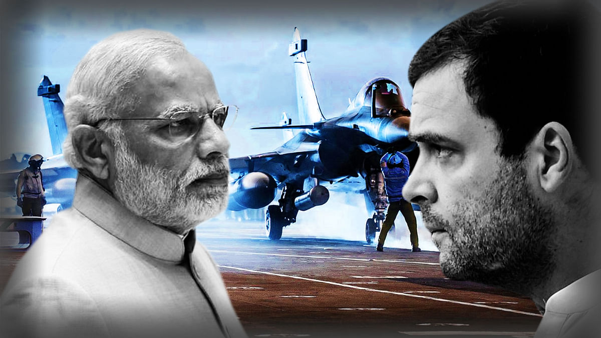 Rahul Dubs CAG Report on Rafale Deal 'Chowkidar Auditor General'