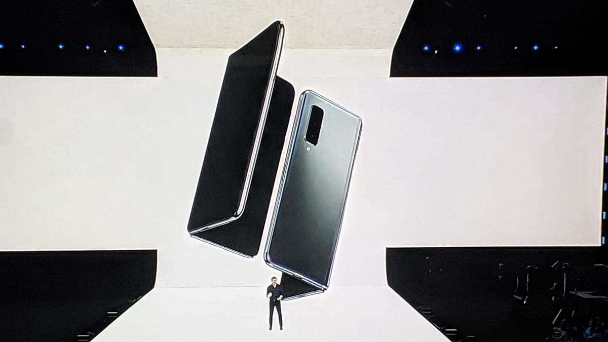 Galaxy Fold Release 'Will Not Be Too Late,' Says Samsung CEO