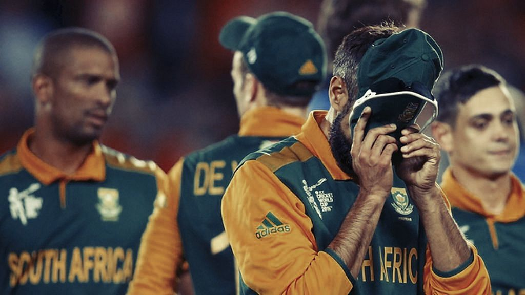 The sight of a sobbing South African team after the 2015 World Cup was truly heart-melting.
