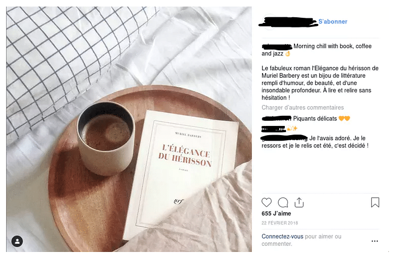 On Instagram and other sites, books start up fresh conversations.