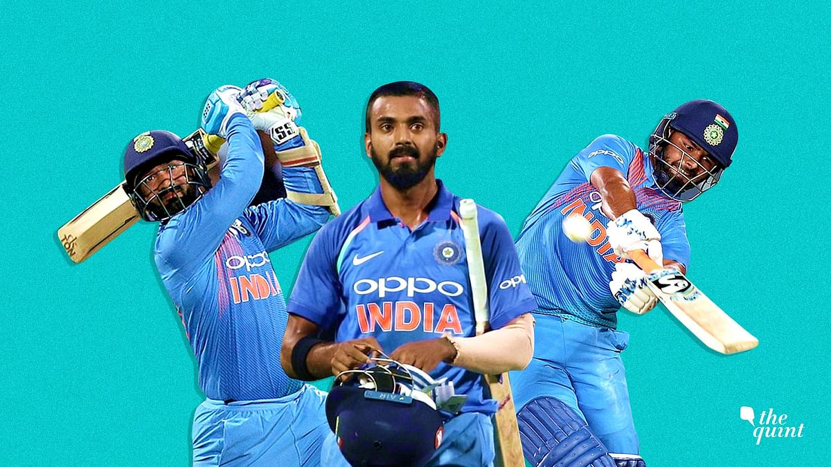 A look at five Indian players who have World Cup spots to fight for in the limited overs series against Australia.