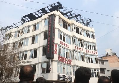 Licences of 105 Karol Bagh hotels suspended