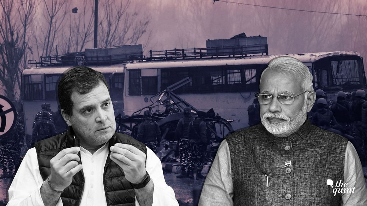 Cong Says Modi Shot PR Docu Right After Pulwama, BJP Denies