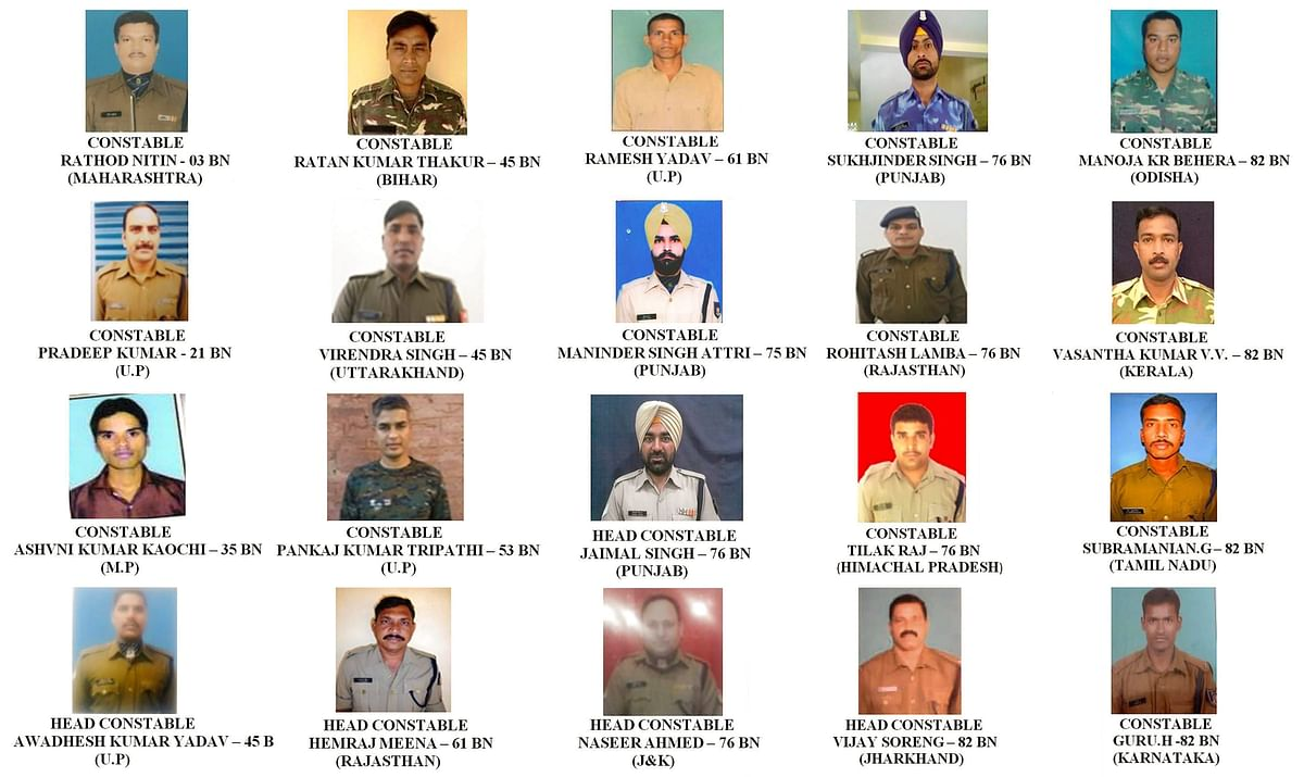CRPF Raising Day: Remembering the 40 Martyrs of Pulwama Attack