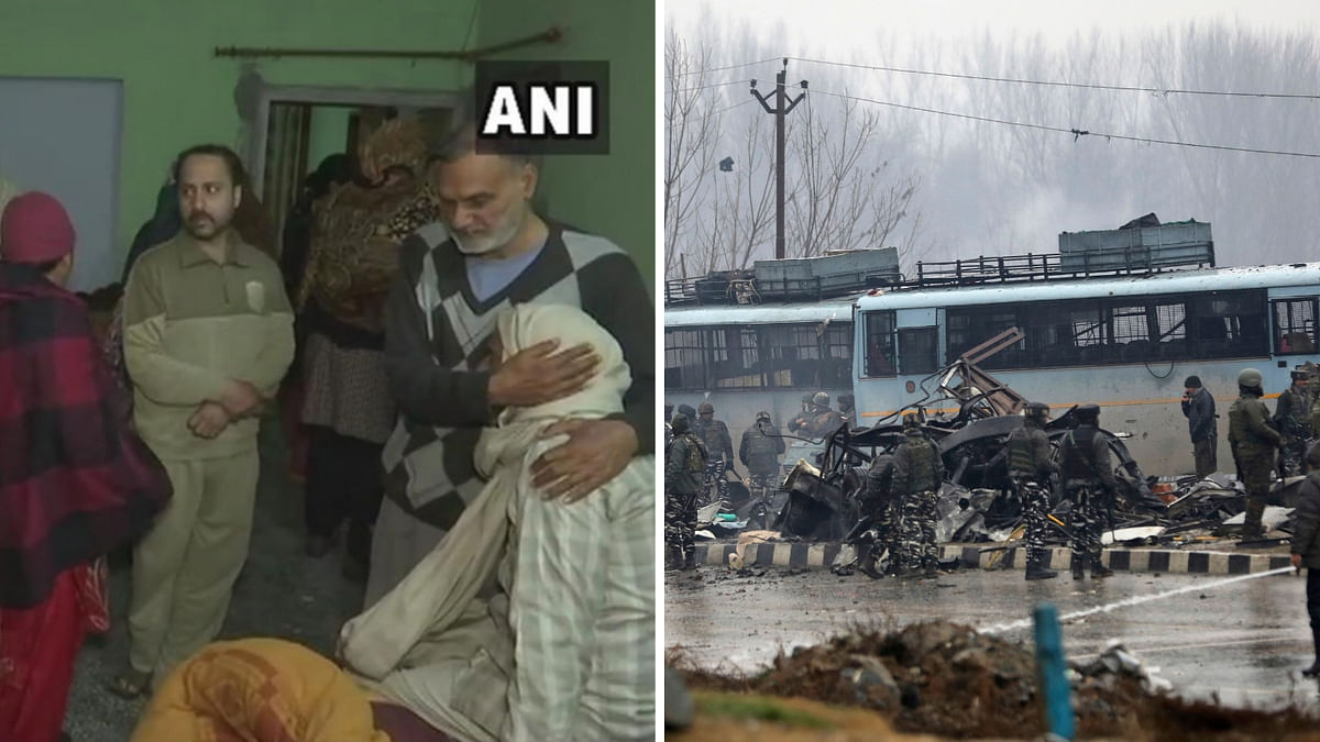 'We're Orphans': Families of CRPF Personnel Mourn Their Losses
