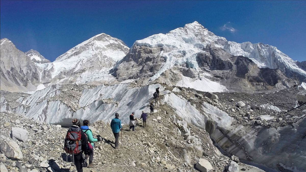 Melting Himalayan Glaciers: A Big Drop in an Already Full Bucket