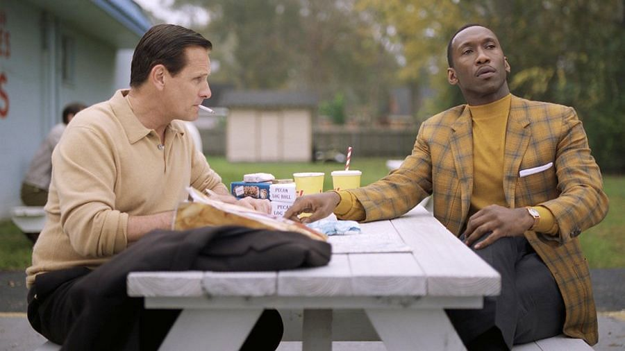Mahershala Ali is a pianist who takes a tour of the Deep South in the 1960s in '<i>Green Book</i>.'