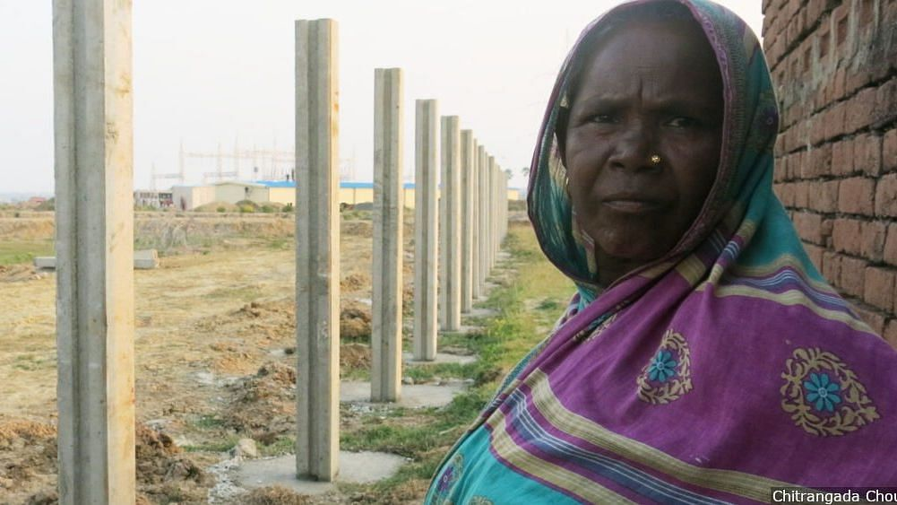 Sixteen villagers in eastern Jharkhand's Godda district have moved the Jharkhand High Court against land acquisition for a power plant by the Adani Group.