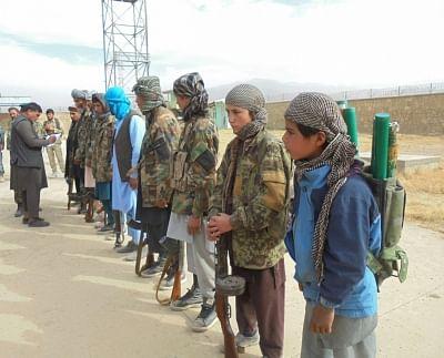 Jailed Haqqani Network leader in Taliban team of peace negotiators